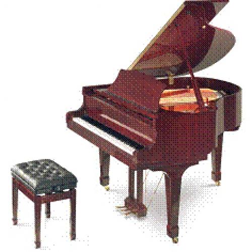 рояль из красного дерева в интернет магазине москвы